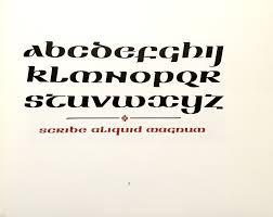 manuale calligraphicum rit press rit