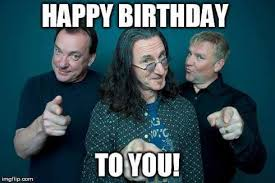 Rush Meme - happy birthday workingcinderellaman random sles the rush