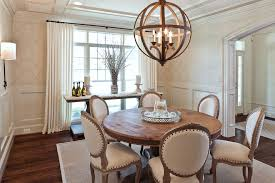 round farmhouse kitchen table round farmhouse dining table dining room traditional with chairs