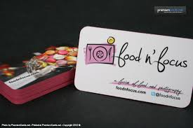 Business Cards Painting Edge Painting Business Cards By Premiumcards Net