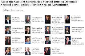 Cabinet President Who Is In President Obama U0027s Cabinet