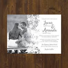 Traditional Wedding Invitations Hadley Designs Elegant Classic