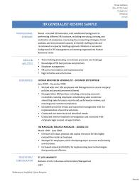 best resume layout hr generalist terrific resume resources 6 manager and compensation specialist