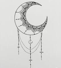 beautiful moon mandala pattern credit https www instagram com