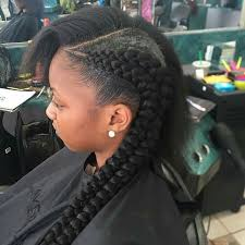 images of french braid hair on black women 16 best braids images on pinterest natural hair natural