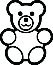 coloring pages bear coloring pictures cute polar bear coloring