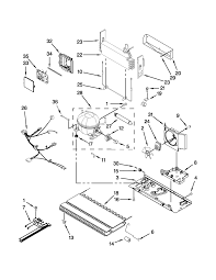 kenmore refrigerator parts model 59679323016 sears partsdirect