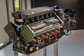 lamborghini engine lamborghini u0027s fitting homage to ayrton senna the man and the