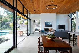 modern glass house a modern glass house with a mid century inspiration by klopf