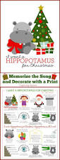 great surprise to see our christmas i want hippopotamus for christmas remarkable picture