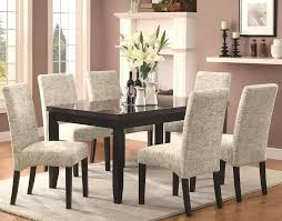 discount dining room sets dining room sets with fabric chairs visualnode info