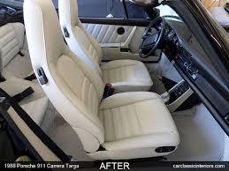911 porsche restoration porsche restoration reupholster porsche upholstery 356 911