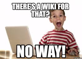Memes Wiki - file meme thereisawiki png vericoin verium wiki