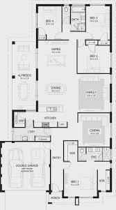 bedroom creative 4 bedroom 2 bath floor plans room design plan