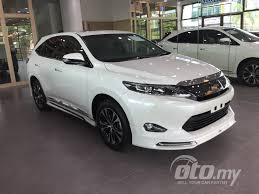 lexus malaysia melaka 2015 recond toyota harrier 2 0 premium advance 193276 oto my