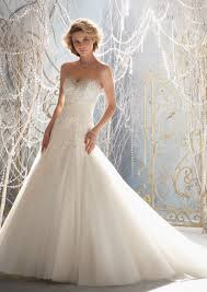 beading wedding dresses delicate alencon lace appliques on edged with beading