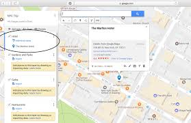 New York Google Map by 10 Step Tutorial To Make A Custom Google Map For Your Next Trip