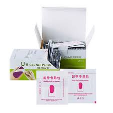 china nail polish remover wet wipes from hefei manufacturer anhui