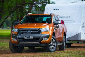 towing with ford ranger top 10 caravan tow vehicles for 2016