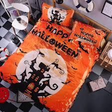 childrens halloween cartoons bedroom good looking cartoon childrens halloween duvet cover set