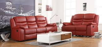 Leather Recliner Sofa 3 2 Reclining Sofas Leather Sofa World