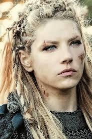 how to do hair like lagatha lothbrok hair without the bruises and maybe in side braid or milkmaid