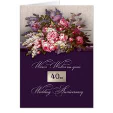 Marriage Greeting Cards 40 Years Of Marriage Greeting Cards Zazzle