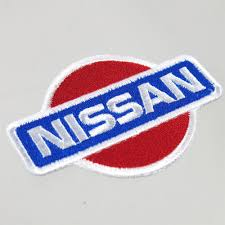 nissan canada logo embroidered patch brand nissan embroidered patch emblem brand