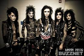 black veil thursday 06th august 2015 01pm black veil brides image