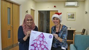 christmas treecycling birmingham st mary u0027s hospice care at