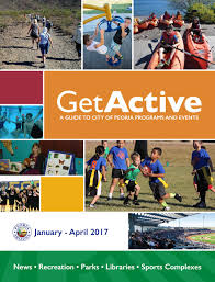 winter spring get active 2017 by city of peoria issuu