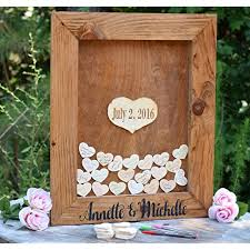 Rustic Wedding Guest Book Rustic Wedding Guest Book Alternatives Rustic Country Wedding