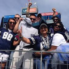 dallas cowboys fan club grace church things may be bigger in texas but they re better in