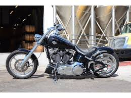harley davidson softail rocker c in california for sale used