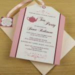 bridal tea party invitation bridal shower tea party invitations best 25 bridal tea invitations