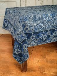 kashmere paisley tablecloth linens u0026 kitchen tablecloths