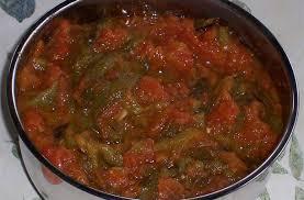 cuisine alg駻ienne facile recette de la tchoutchouka facile recette com