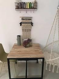 tisch küche küche tisch hängesessel küche bohohome ind couchstyle