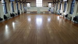 sports hall flooring renovation surrey last man sanding