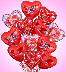 valentines ballons fort lauderdale valentines delivery las olas balloon delivery