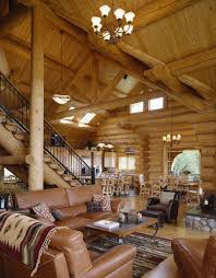 interior of log homes old style log works gallery of log homes