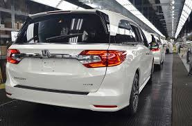 Interior Of Honda Odyssey 2018 Honda Odyssey Release Date New Interior 2018 Car Review