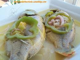 cuisine hiopienne poisson gros sel assiette créole