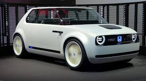 Honda Urban Honda Urban Ev Concept Is The Prettiest Ev Yet News U0026 Features