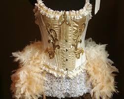 burlesque costume etsy
