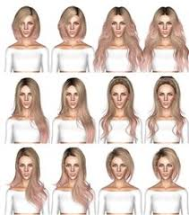 the sims 3 hairstyles and their expansion pack sugar hair dump by royal for sims 3 sims hairs http