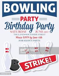 free bowling party invitationsbowling invitation template bowling