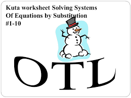 solving systems using substitution prealgebra i can find solutions