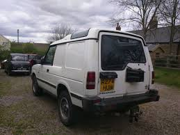 land rover discovery camping for sale land rover discovery van â 1700 autoshite autoshite