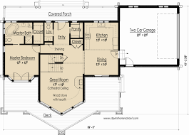 small lake home floor plans lakee house plans minnesota floor small lakefront with walkout